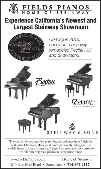 Fields Pianos