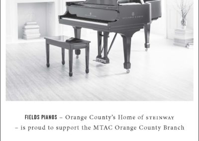 Fields Pianos